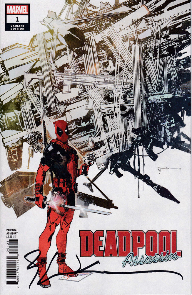 Deadpool: Assassin #1
