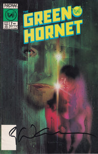Green Hornet #7 Now Comics