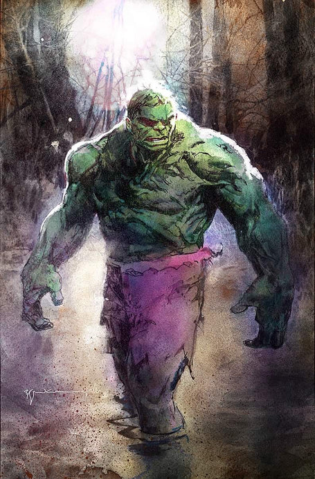 Immortal Hulk #20 Sienkiewicz Exclusive