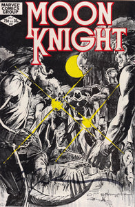 Moon Knight #21 Signed