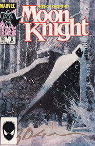 Moon Knight Special Edition #6 Signed