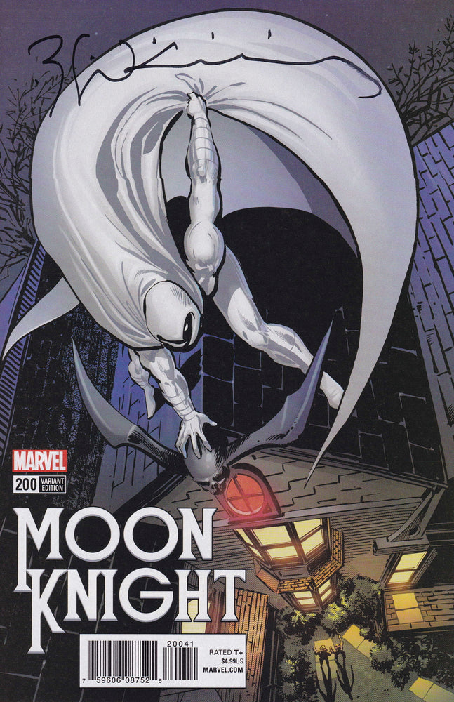 Moon Knight #200 Sienkiewicz Remastered Variant