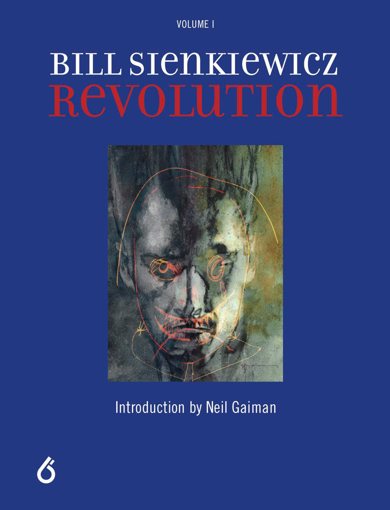 Bill Sienkiewicz Revolution Vol 1 HC