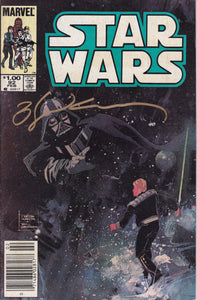 Star Wars #92 Signed
