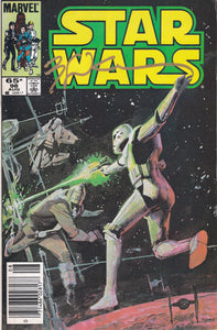 Star Wars #98 Signed