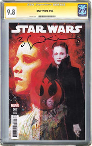 Star Wars #67 CGC 9.8 Signature Series
