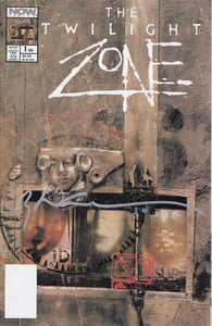 The Twilight Zone #1 SIGNED