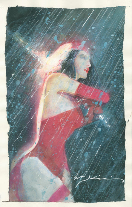 Elektra Cover Recreation
