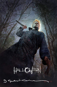 Halloween Mini-Posters SIGNED