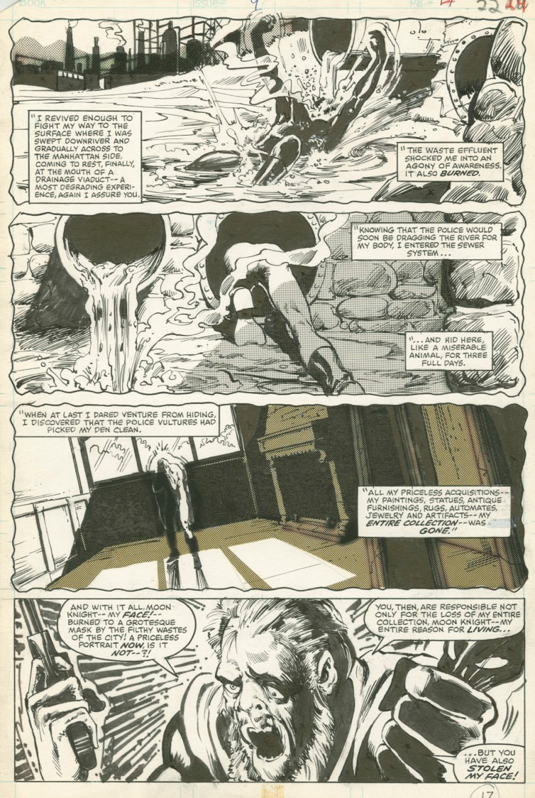 Moon Knight #9 Page 22