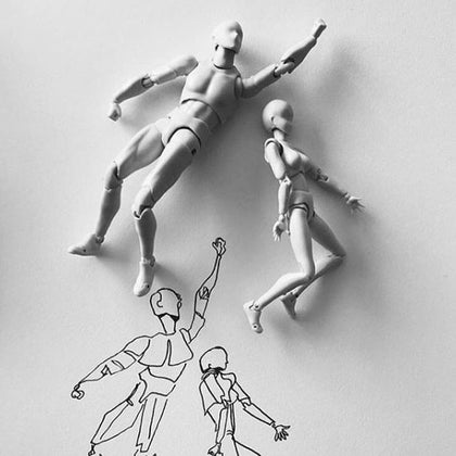 Body Kun Figure Drawing Models