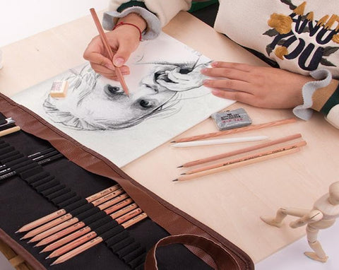 Drawing Kit Portrait