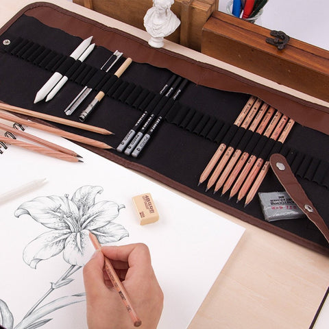 Drawing Kit Flower