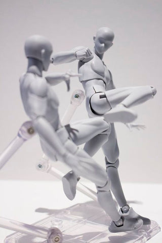 BodyKun 3D Figure Drawing Model