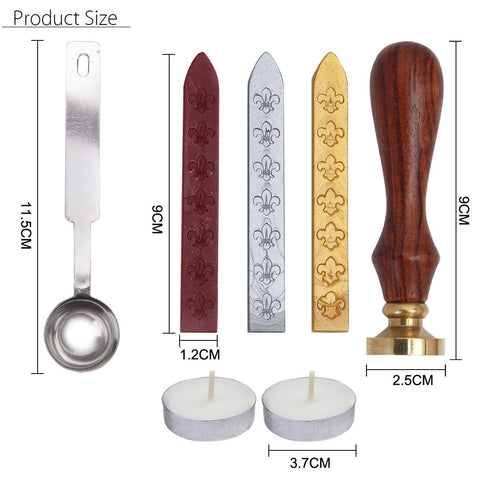 Wax Seal Kit Item Specifications