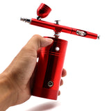 Cordless Portable Multipurpose Airbrush Kit