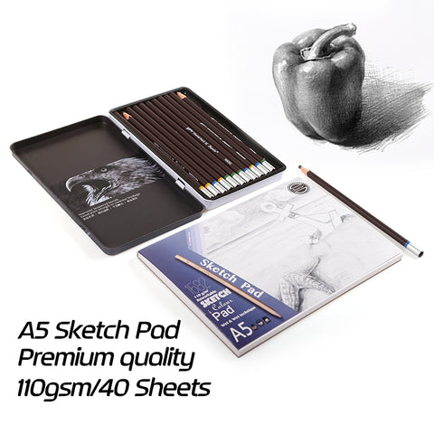 Premium Multimedia A5 Universal Pocket Notebook