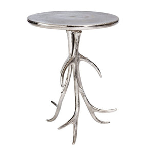 Stag End Table