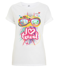 "Tshirt Travel Edition ""I love travel"""
