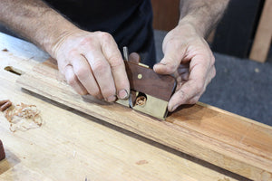"HNT Gordon 1/2"" Shoulder Plane in action"