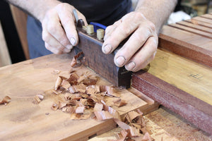 "HNT Gordon 1/2"" Dado Plane in action"