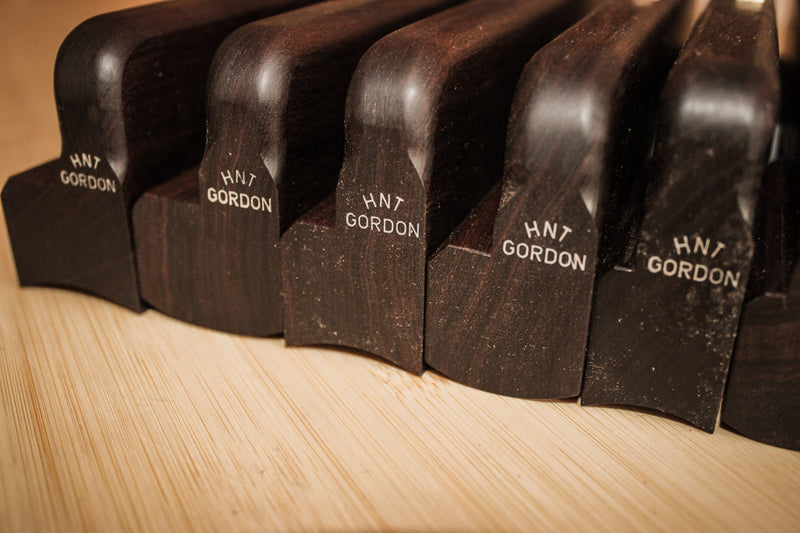 HNT Gordon hollow and round plane set