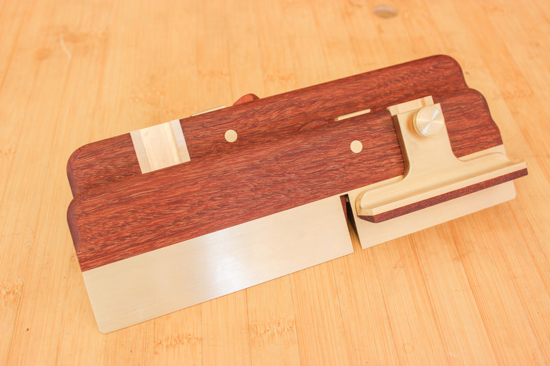 Specialty Ironwood Side Rebate Planes - Pair