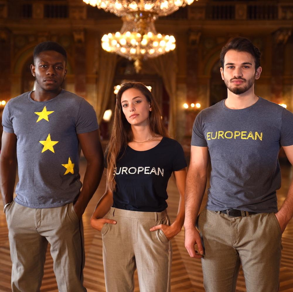 Stars T-shirt Men, T-Shirt - European Flag Fashion, Clothing & Apparel from  European By Choice