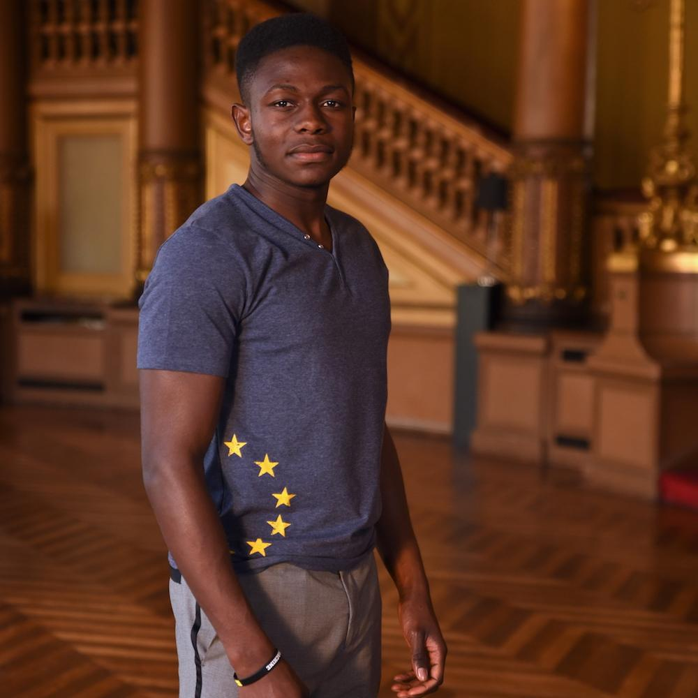 Sidestars T-shirt Men, T-Shirt - European Flag Fashion, Clothing & Apparel from  European By Choice