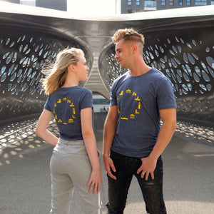 Landmarks T-shirt Men - European By Choice