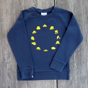 Hats Sweater Kids - European By Choice