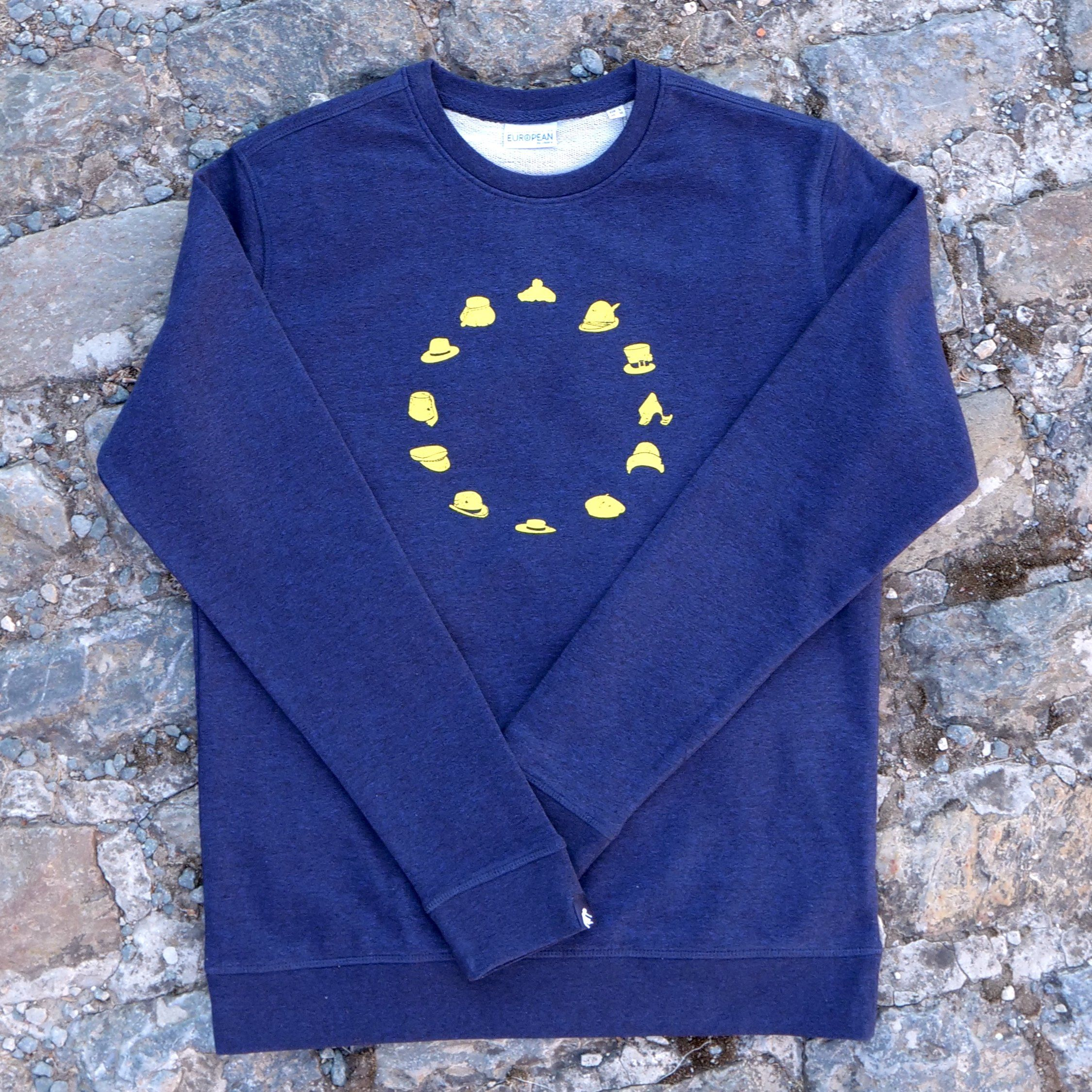 Hats Sweater Unisex - European By Choice