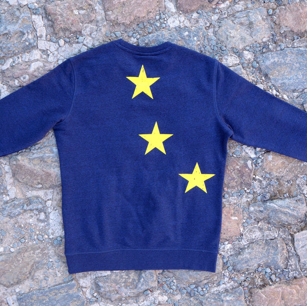 Stars Sweater Unisex - European By Choice