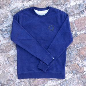 Stars Circle Sweater Men - European By Choice