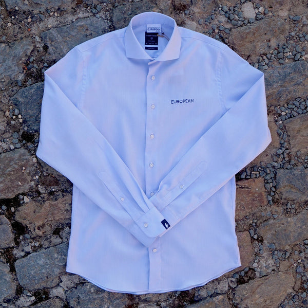 EUROPEAN Formal Dress Shirt Men - European By Choice