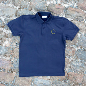 Stars Circle Polo - European By Choice