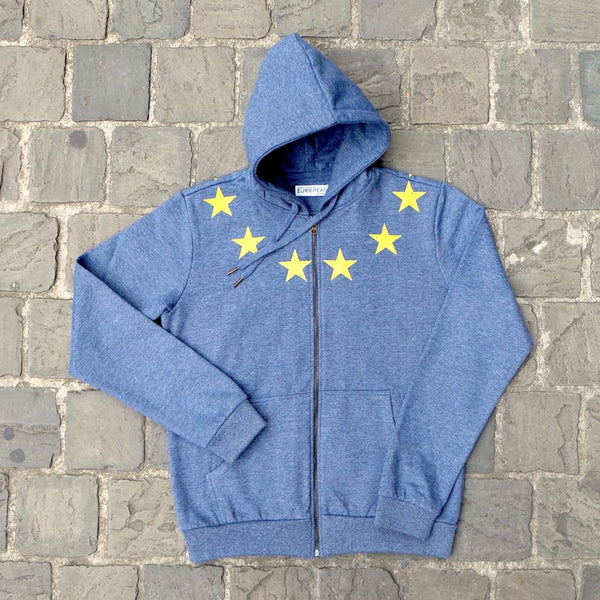 Stars Hoodie Women, Hoodie - European Flag Fashion, Clothing & Apparel from  European By Choice