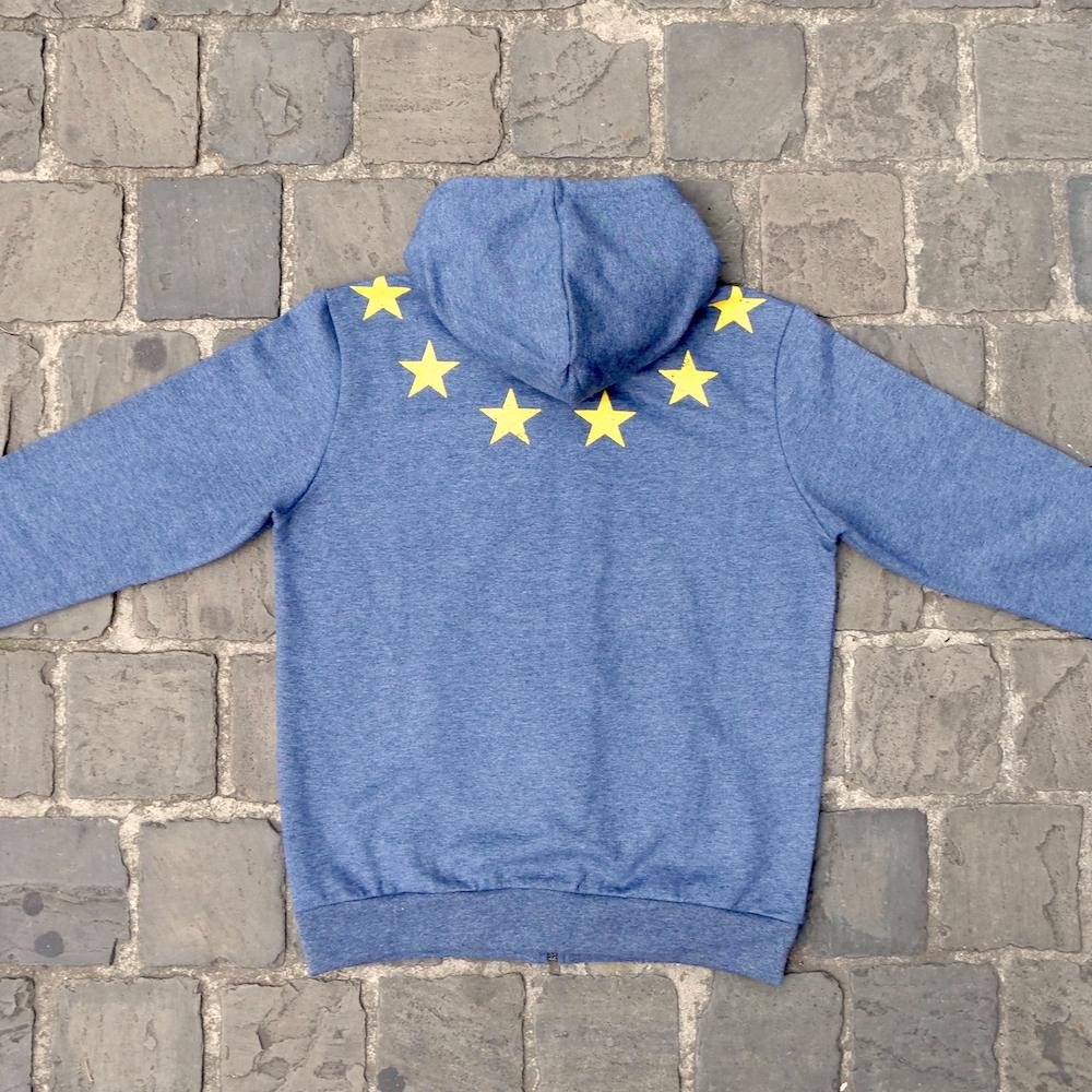 Stars Hoodie Men, Hoodie - European Flag Fashion, Clothing & Apparel from  European By Choice