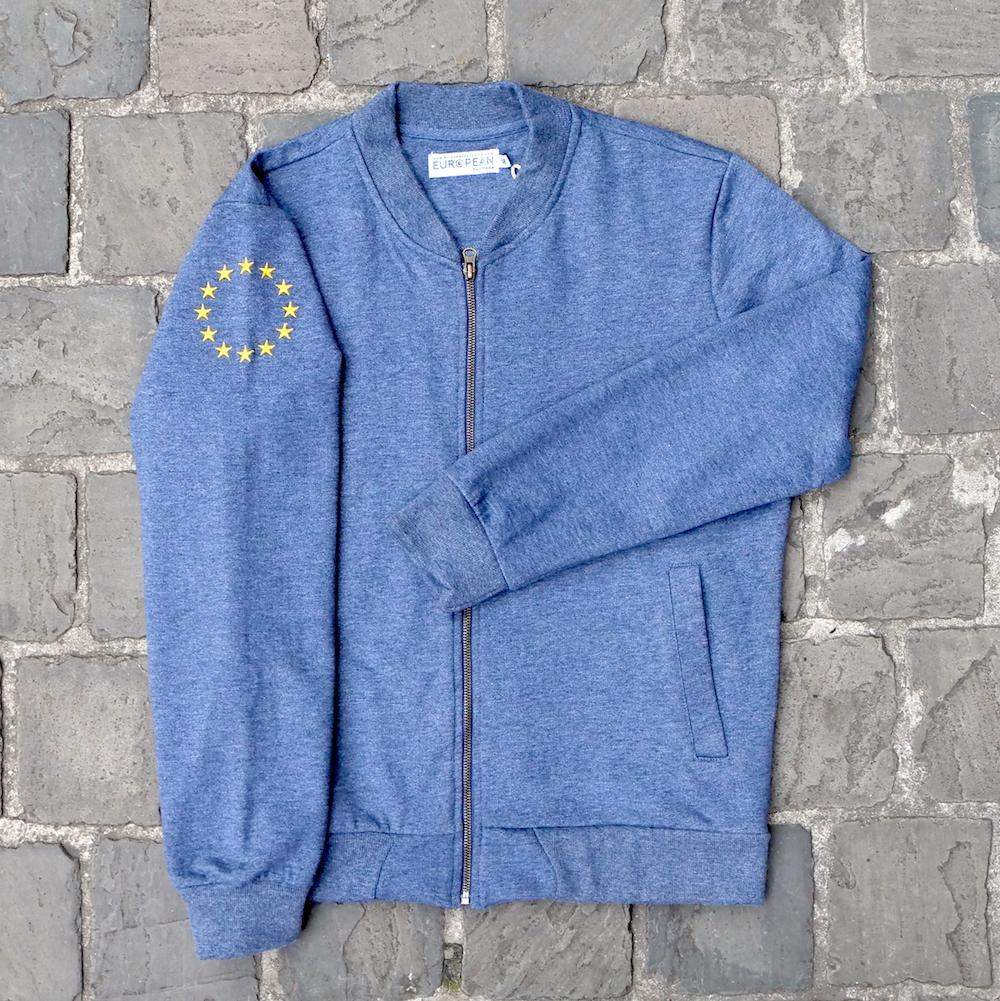 Peace Bomber Women, Bomberjacket - European Flag Fashion, Clothing & Apparel from  European By Choice