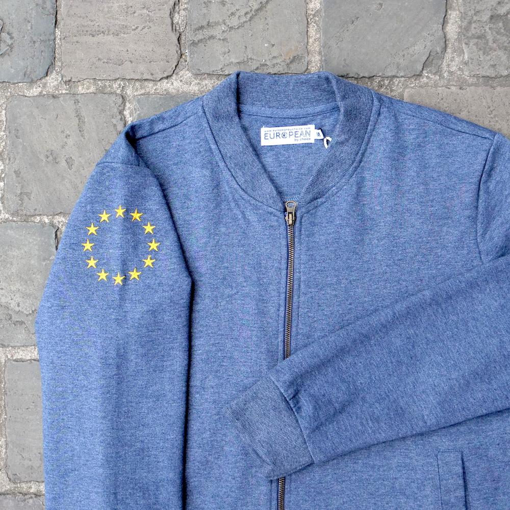 Peace Bomber, Bomberjacket - European Flag Fashion, Clothing & Apparel from  European By Choice
