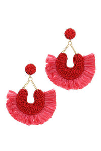 Chic Tassel  Drop Earring