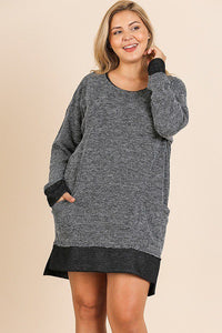"""Cute and Casual"" Knit Dress"