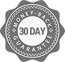 30 day guarantee badge at woof buy