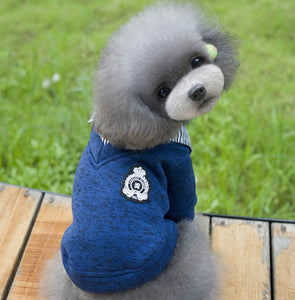 The Dapper Dog Sweater