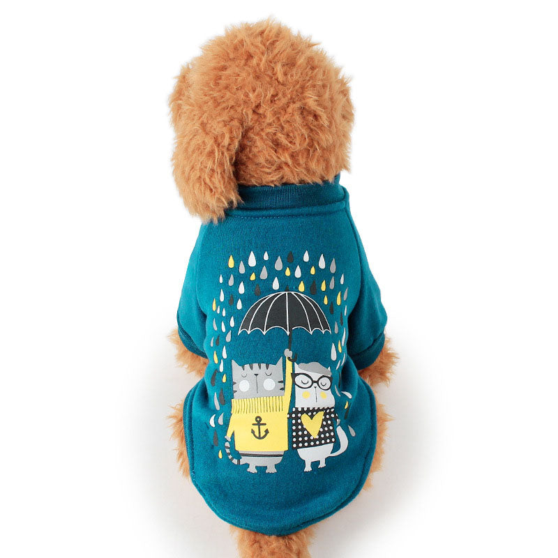 Hipster Dog Sweater