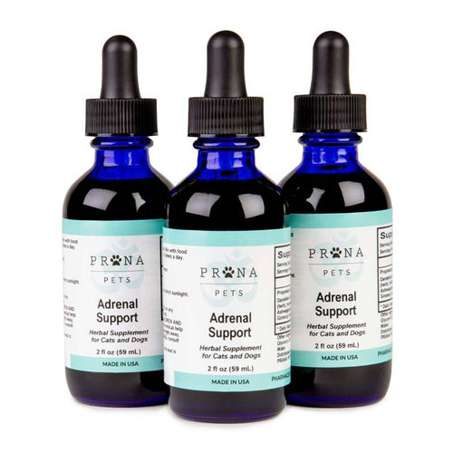 Adrenal Support -  (3 Bottles For The Price of 2)  Cushings Treatment for Dogs