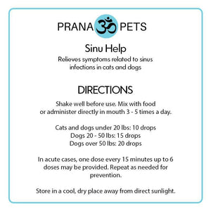 Sinu-Help - Sinus infections in Dogs and Cats