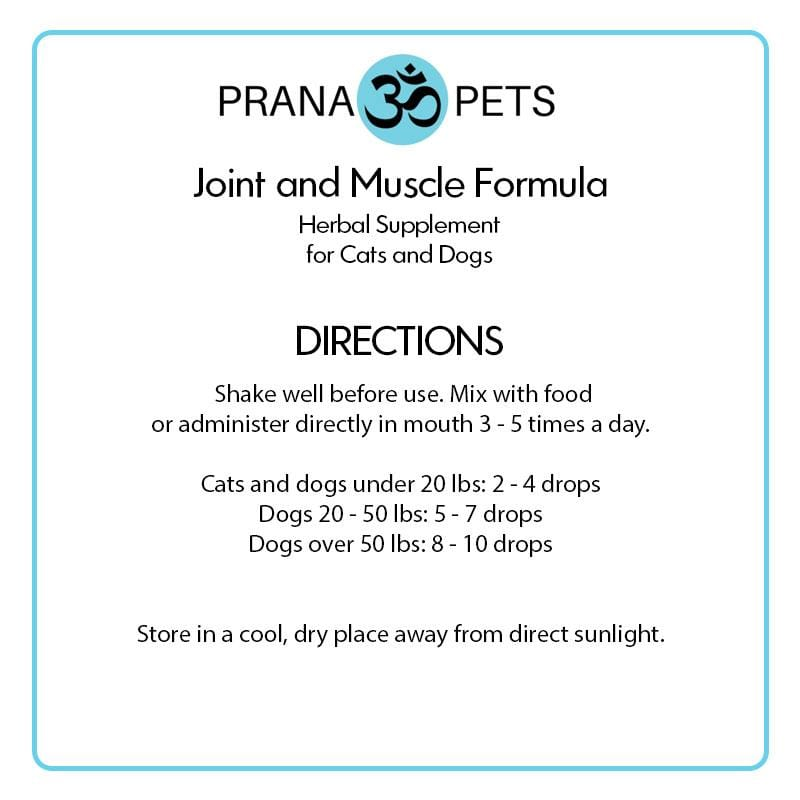 Cats-Joint and Muscle Formula - Joint treatment