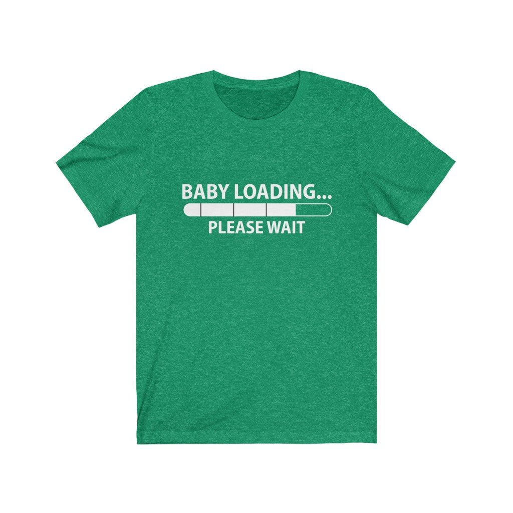 Baby Loading Short Sleeve Tee