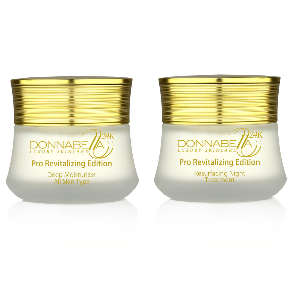 Deep Moisturizer & Resurfacing Night Treatment